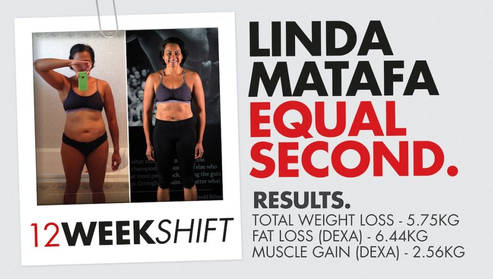 weight loss Linda
