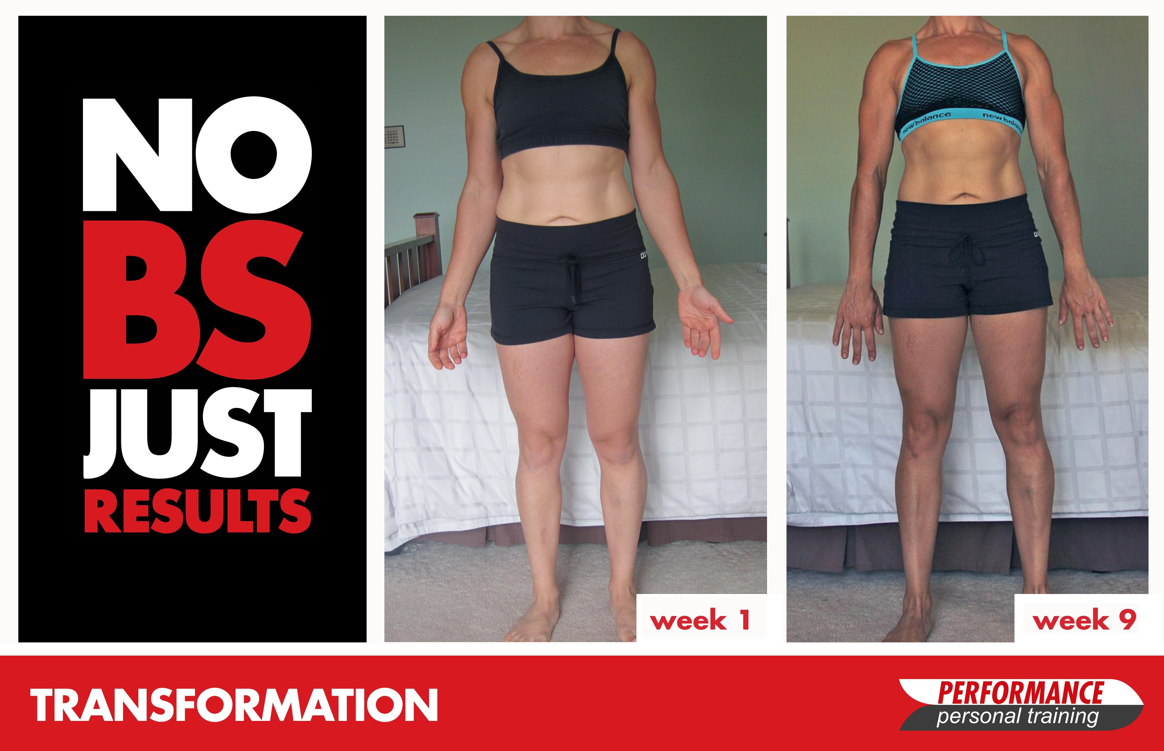 Transformation & Fat Loss