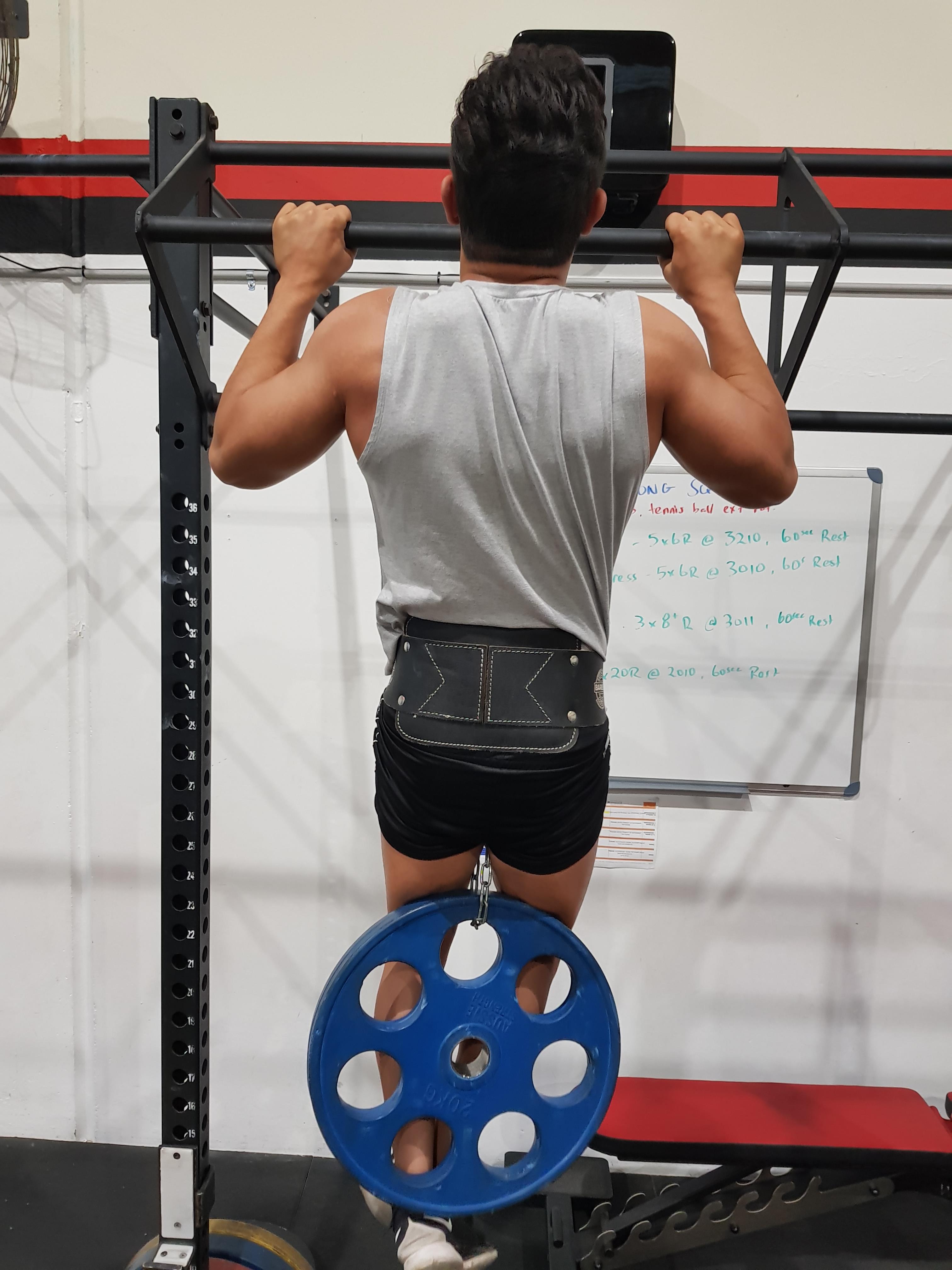 strength gains