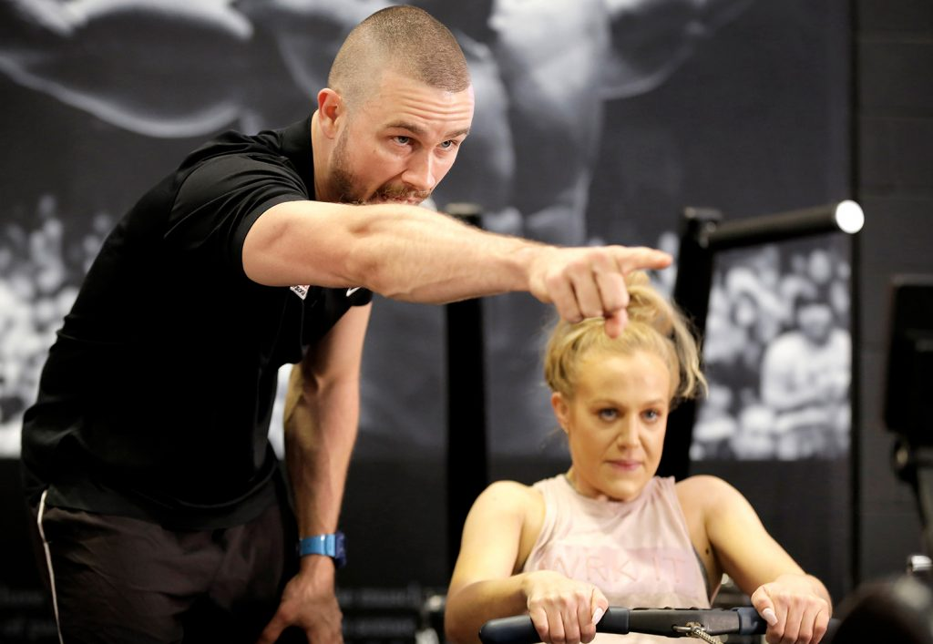 Meet the trainers at Performance Personal Training