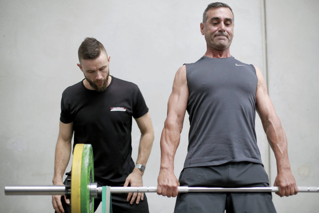 strength training and fat loss