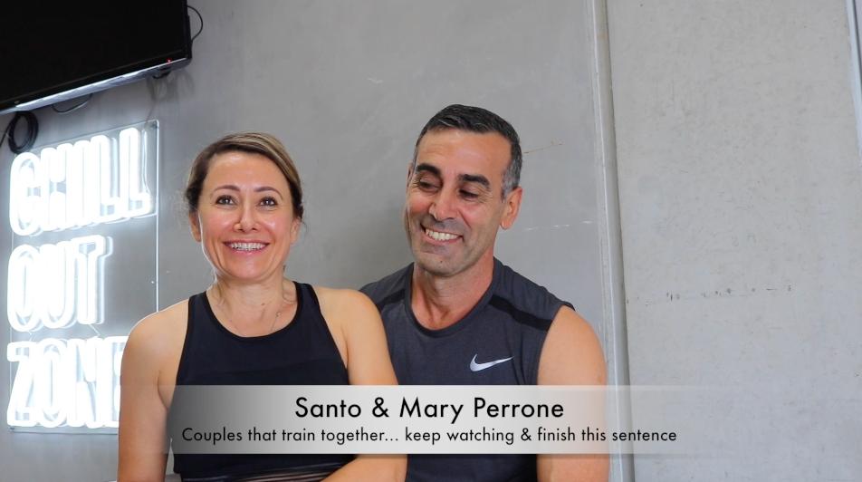 Santo & Mary Perrone