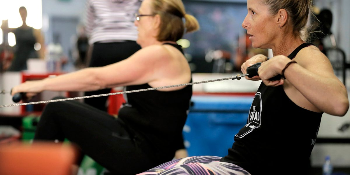 Read Results on the Rower