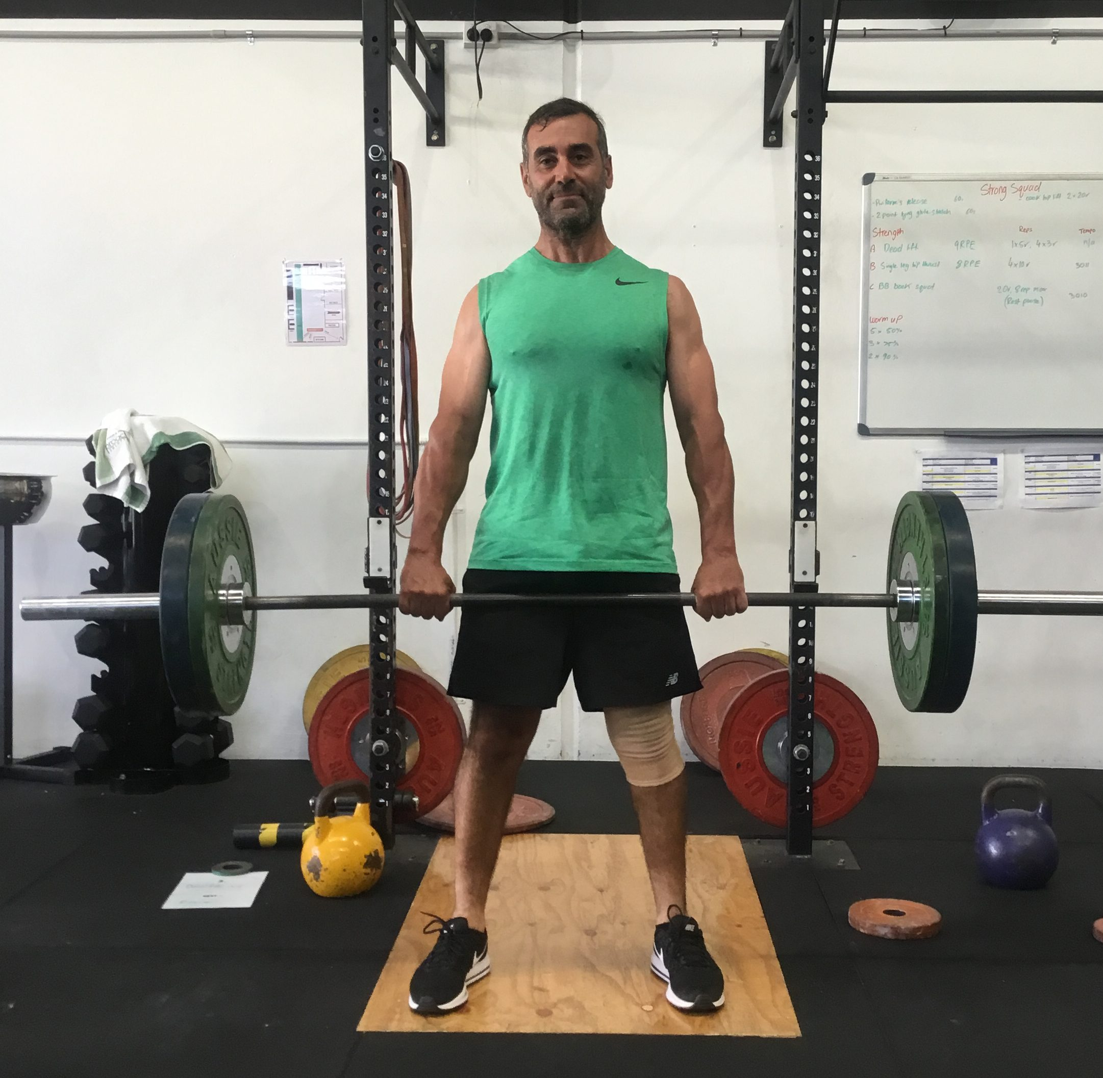 Weight training & fat loss