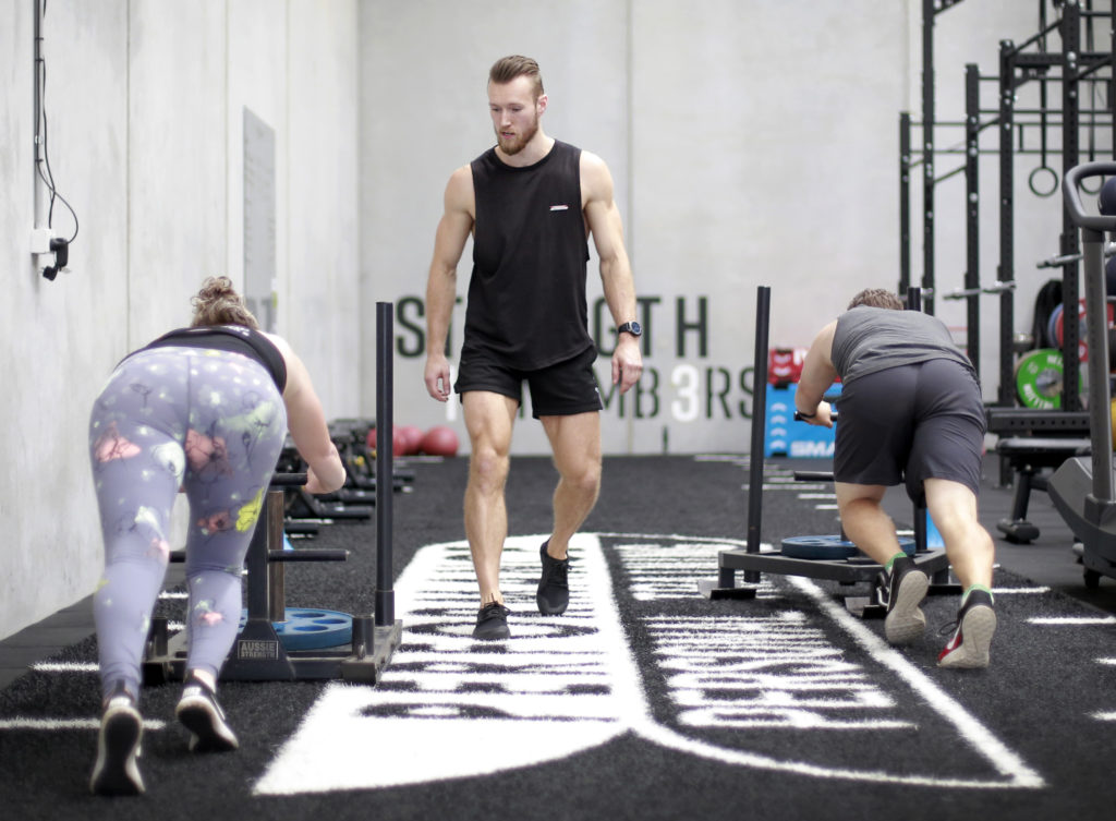 Fat loss, fitness, improved strength, this is all on offer with PPT