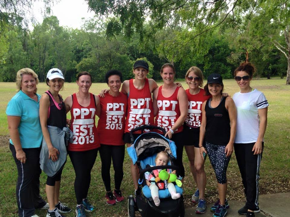 Performance PT Camden NSW March Charge fundraiser event
