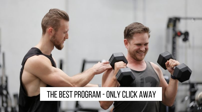 The Best Program for you? We've got it
