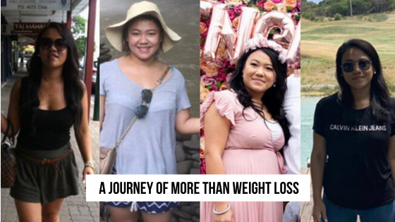Journey of self discovery and weight loss
