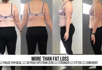 weight loss & fat loss
